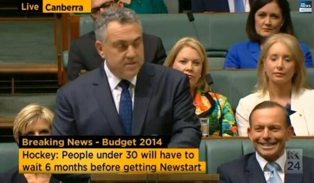 Budget 2014 – You lose, the rich win, and what you can do about it