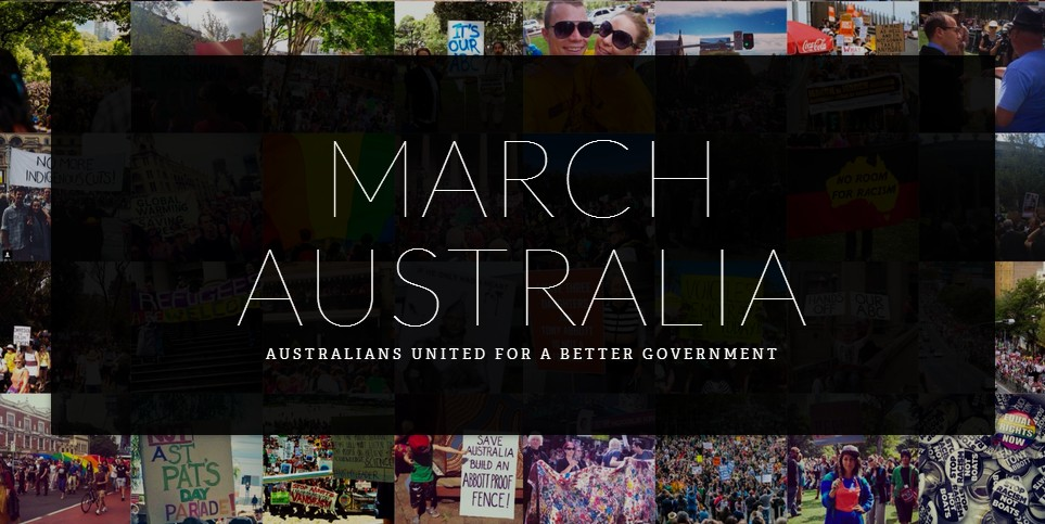 March Australia feature image