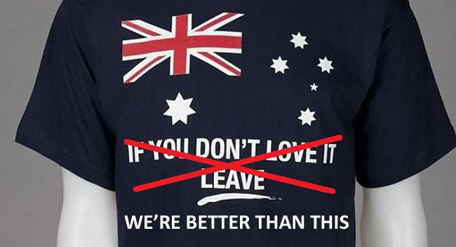 That Woolworths t-shirt IS racist. Here's why…